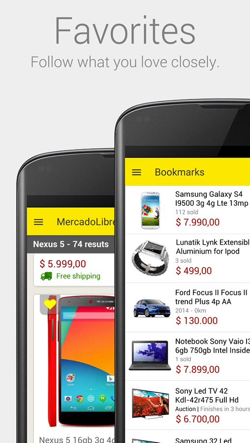 MercadoLibre - screenshot