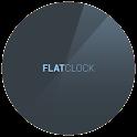Flatclock logo