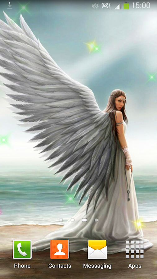 angels live wallpaper android apps on google play