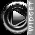 Poweramp skin widget White G. icon