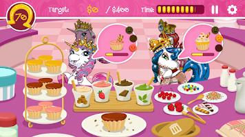 Screenshot of Filly® Cupcake Shop