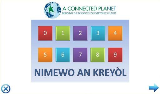 ACP Nimewo an Kreyòl
