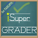 Tablet Slide Grader A+ 123 logo