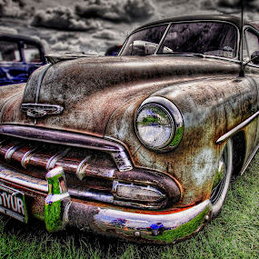 by Derek Tomkins - Transportation Automobiles (  )