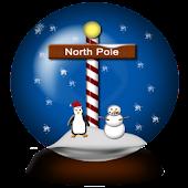Santa Tracker 2K
