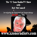 The 'X' Zone Radio/TV Show icon
