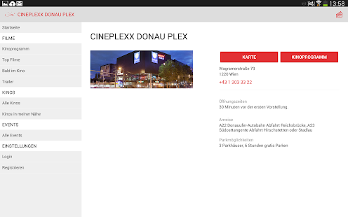 Cineplexx - screenshot thumbnail