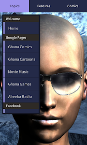 Ghana Movie Music screenshot 1