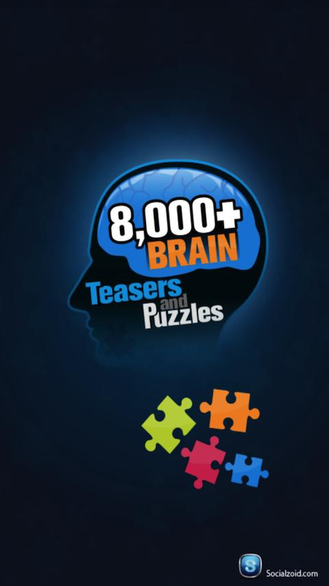 Riddles Brainteasers LITE - screenshot