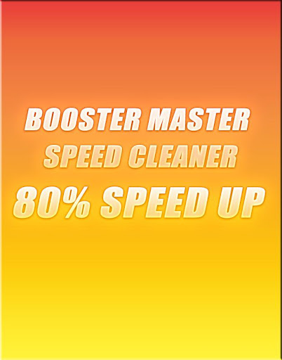 Booster Master Speed Cleaner