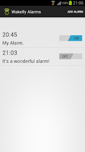 Wakeify - Spotify Alarm - screenshot thumbnail