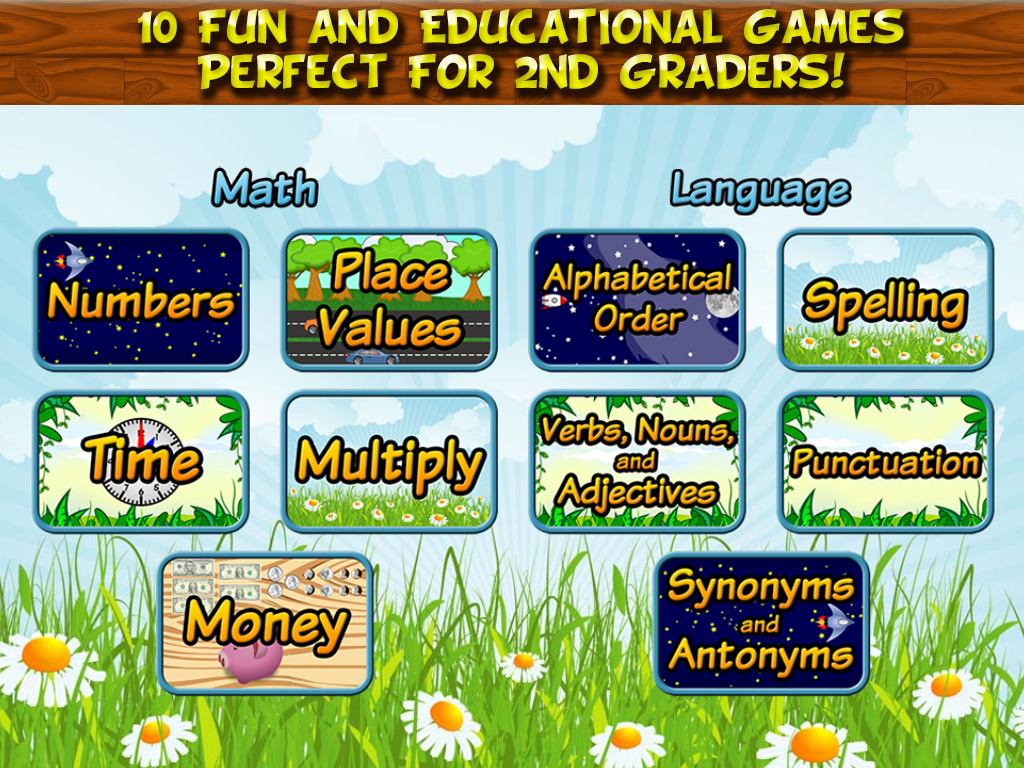 3rd Grade Math Learning Games For Kids | Learning Games For Kids
