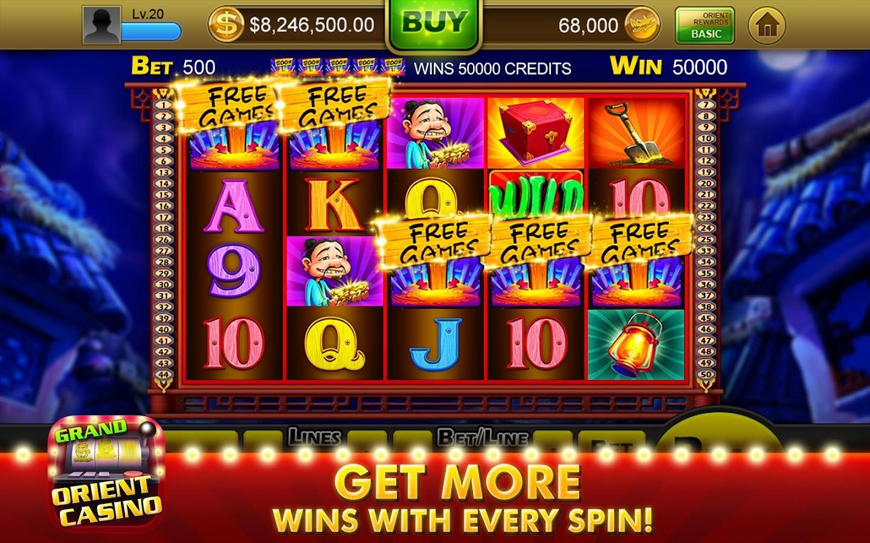 grand online casino slots spiele