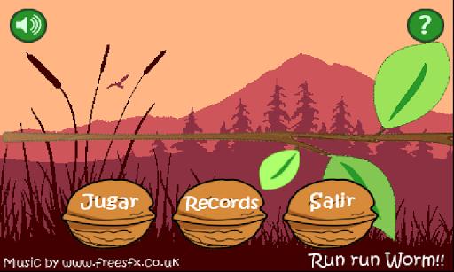 Run Run Worm