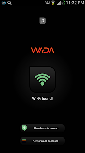 WADA Wi-Fi Maps - Free Wifi - screenshot thumbnail