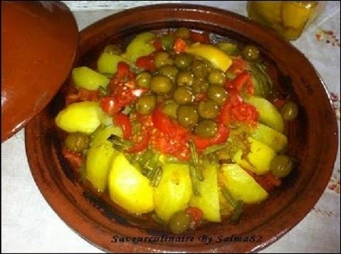 Tajine Marocaine طاجين مغربي