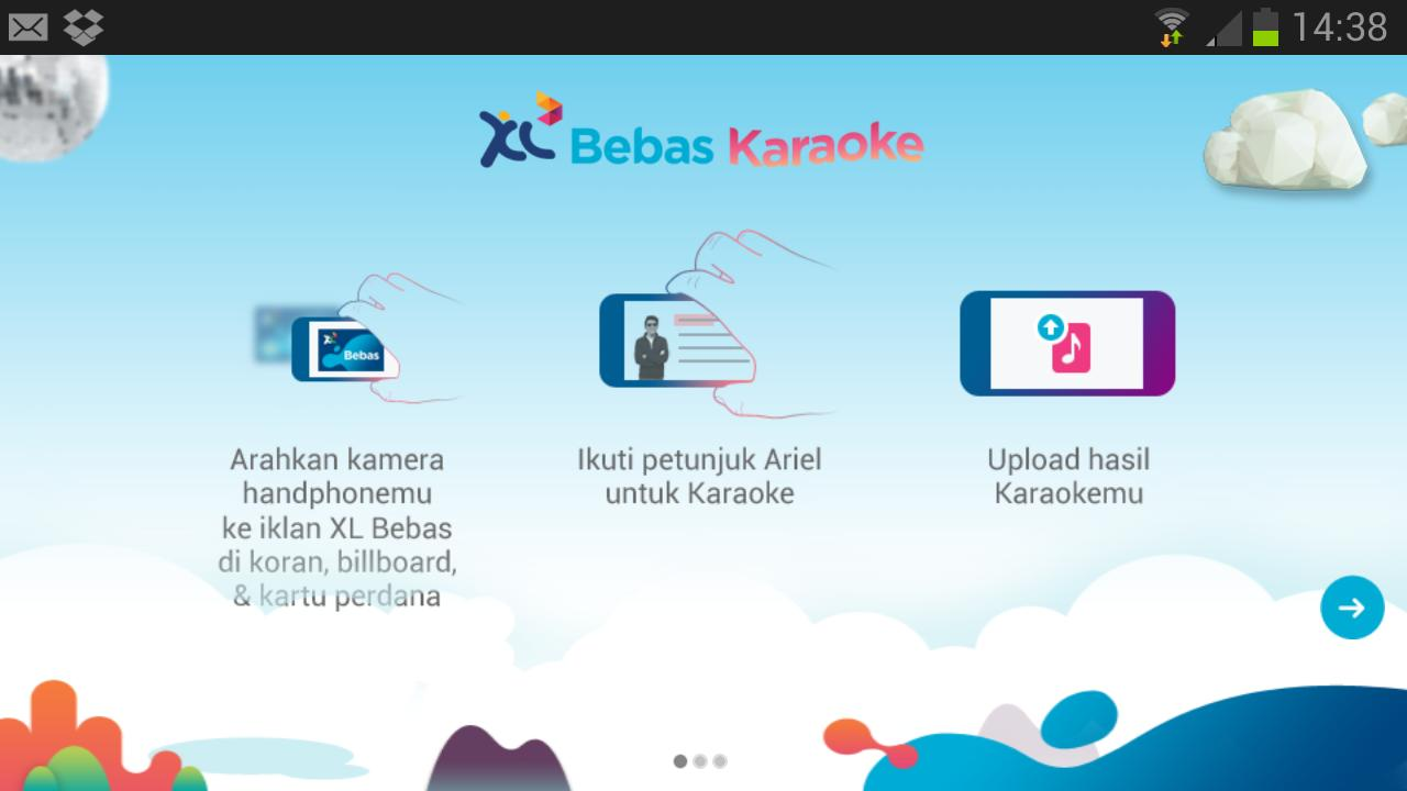 XL Bebas Karaoke - screenshot
