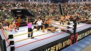 19 Wrestling Revolution 3D App screenshot