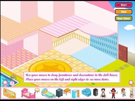 Doll House Decoration Screenshot