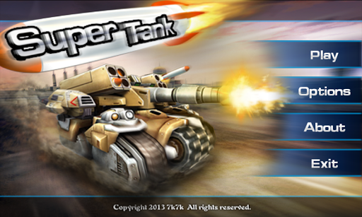 終極坦克3D