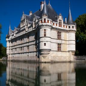castle by Mihai  Costea - Buildings & Architecture Public & Historical ( castle,  )