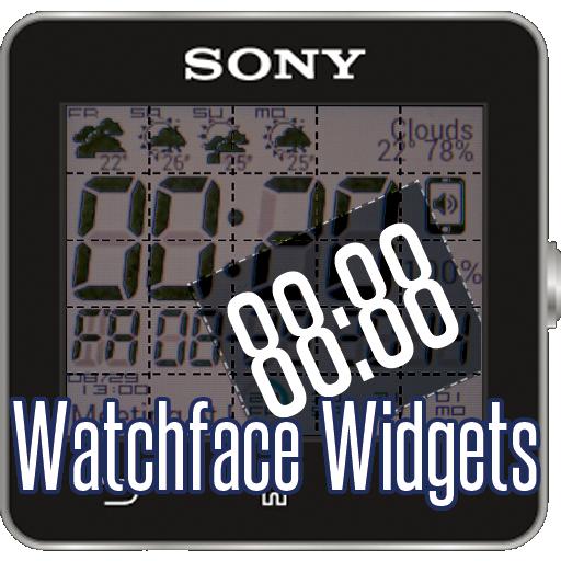WatchFace Widgets SmartWatch2 生產應用 App LOGO-硬是要APP