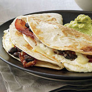Bacon 'n' Egg Quesadillas