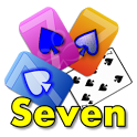 Poker Solitaire Sevens icon