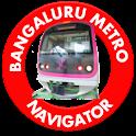 Bangalore Metro Navigator logo