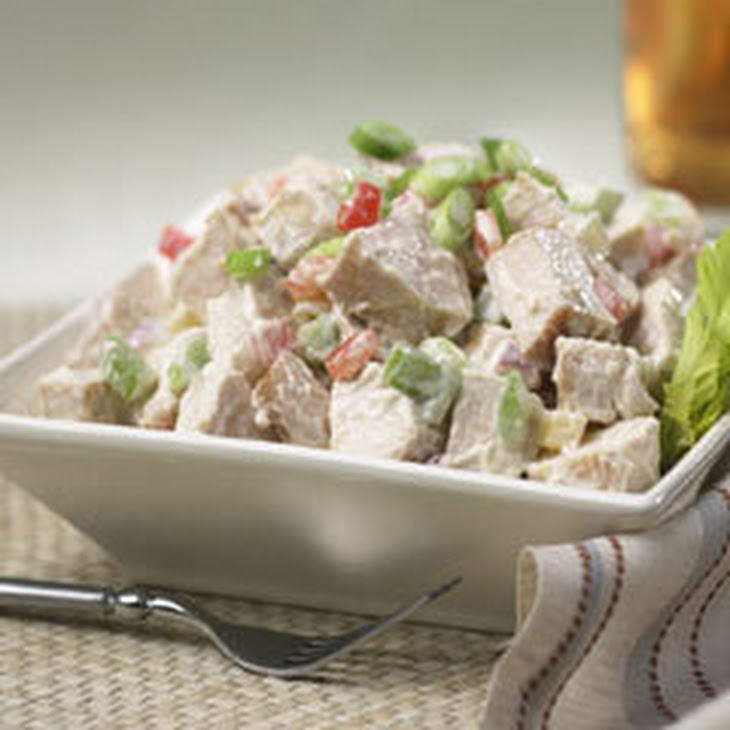 Chunky Chicken Salad Recipe