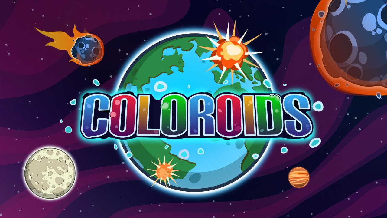 Coloroids- screenshot