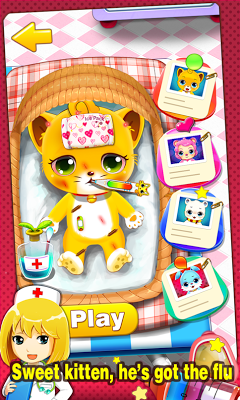 Pet Vet Doctor - Kids Game - screenshot