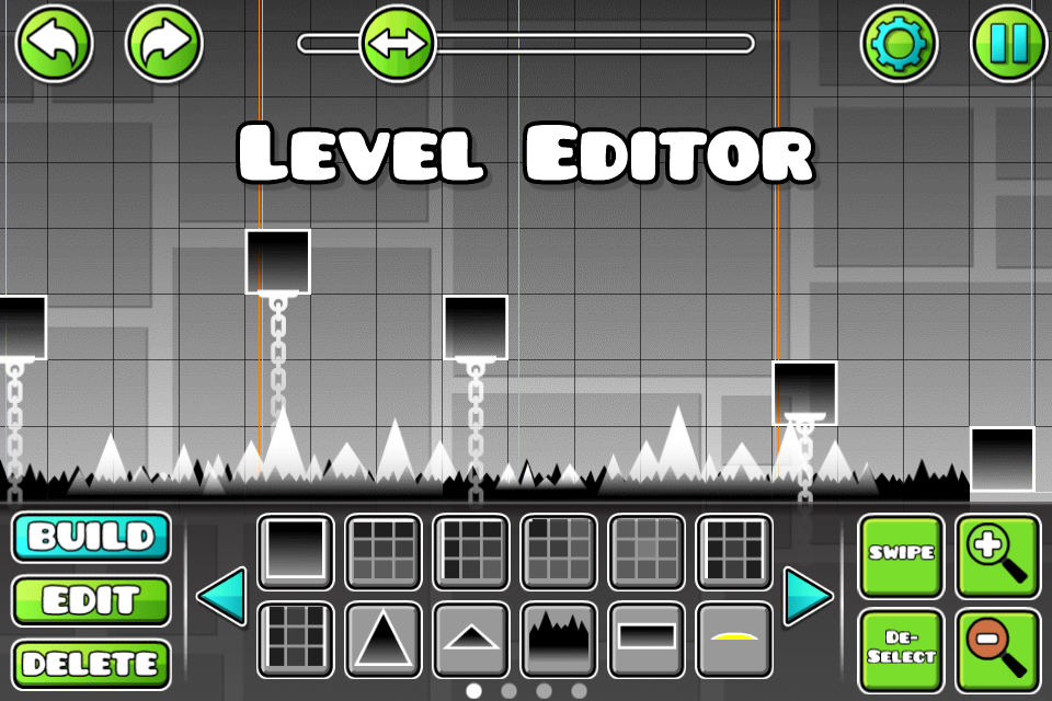 Geometry Dash screenshot #5