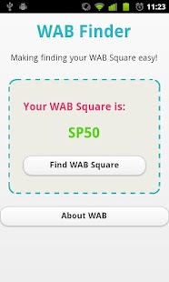 WAB Finder- screenshot thumbnail