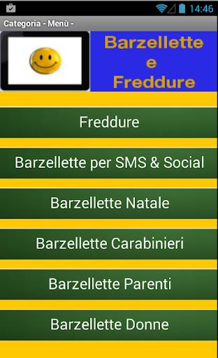 Barzellette Freddure PRO