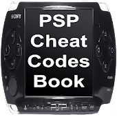 PSP Cheats Codes Book