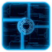 Blueprint Tech Live Wallpaper