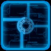 Blueprint Tech Live Wallpaper