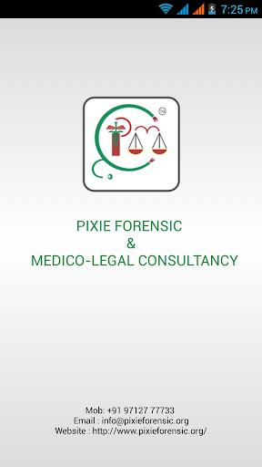 Pixie Forensic Medico-Legal