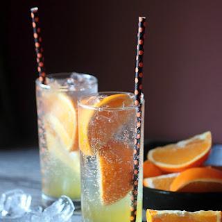 Zesty Orange Soda.