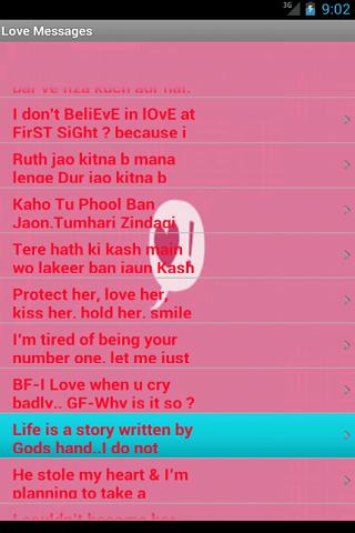 【免費娛樂App】Love Messages Pro+-APP點子