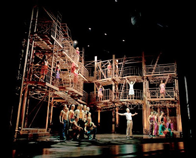 re: 'WEST SIDE STORY' The UK 50th Anniversary Production
