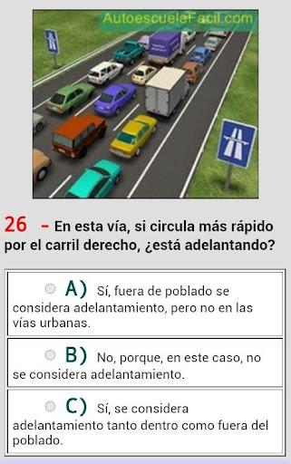 AutoescuelaFacil permiso BTP