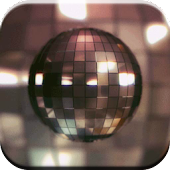 3D Disco Ball Live Wallpaper!