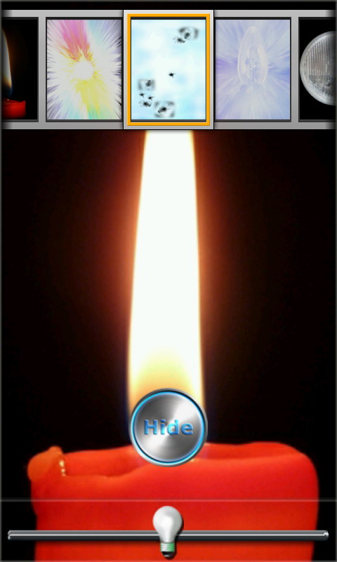 Flashlight Gallery Lite- screenshot
