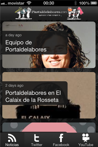 Portaldelabores.com- screenshot