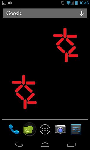 Predator Battery widget