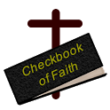 Checkbook of Faith Free icon