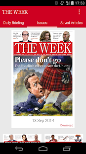The Week UK- screenshot thumbnail