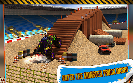 4x4 Monster Truck Stunts 3D 1.8 screenshot 641615